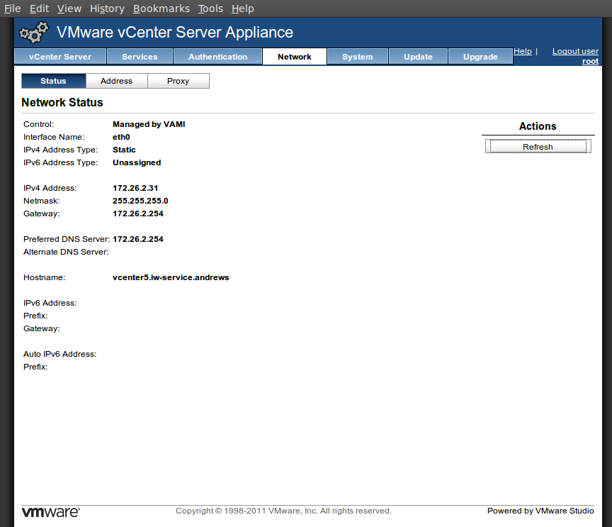 screenshot-vcenterserverappliance-network