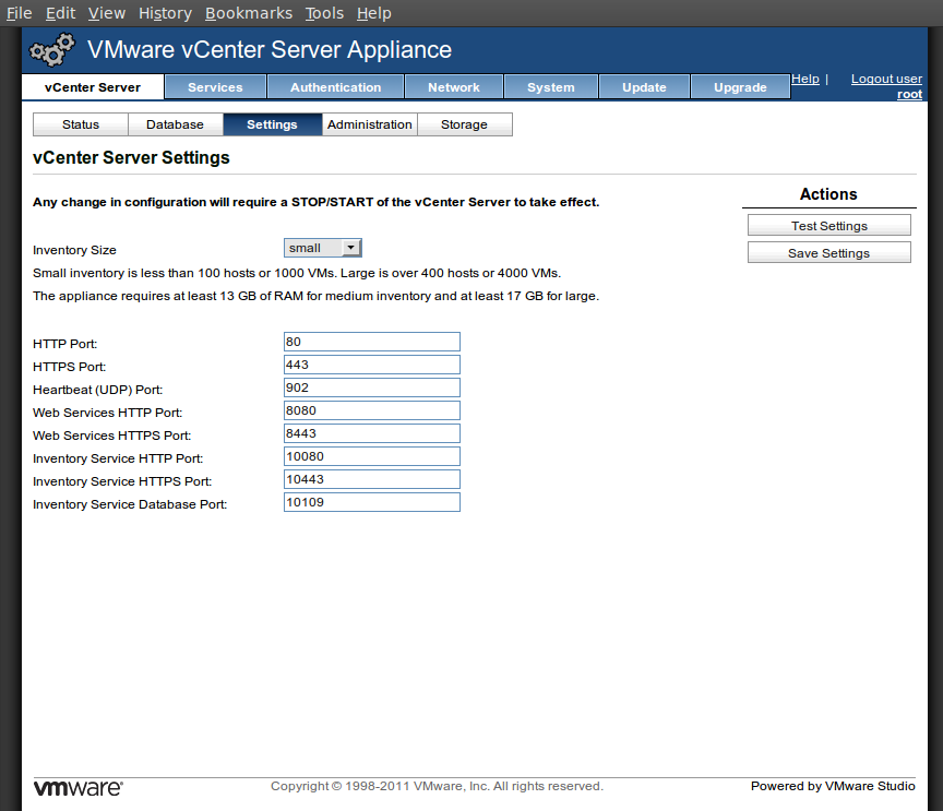 screenshot-vcenterserverappliance-settings
