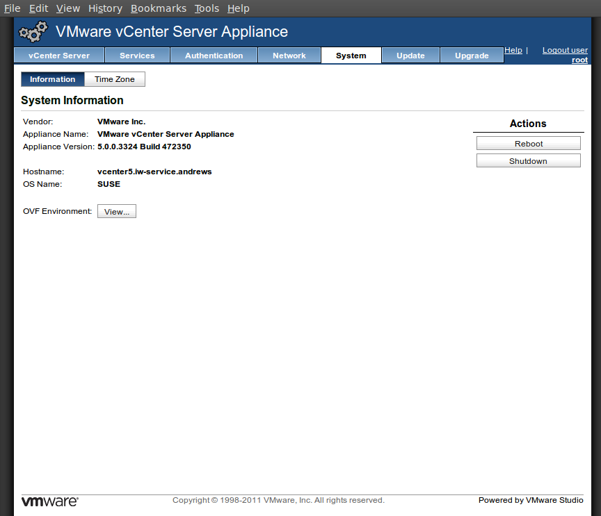 screenshot-vcenterserverappliance-system